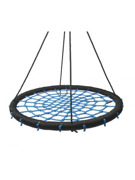 Гойдалки Гніздо Лелеки Синє 94 см