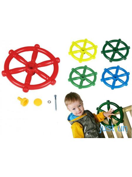 Руль игровой для детской площадки