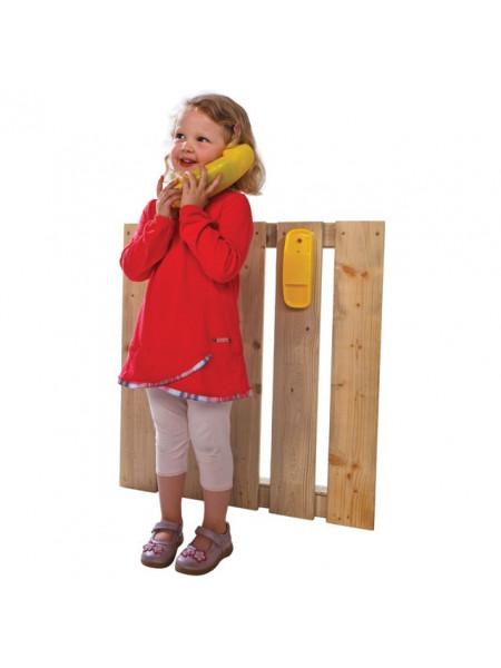 Игрушечный телефон для детской площадки