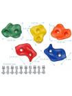 Зацепы для скалодрома пластиковые-L 5 шт