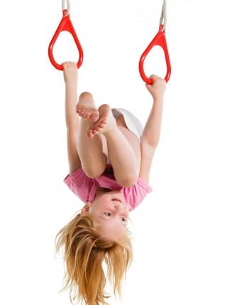 Кільця гімнастичні для дитячих майданчиків
