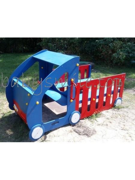 Ігрова машинка для майданчика Пікап