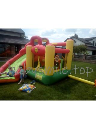 Ігровий комплекс надувний 11в1 HAPPY HOP