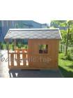 Будиночок для дітей з верандою