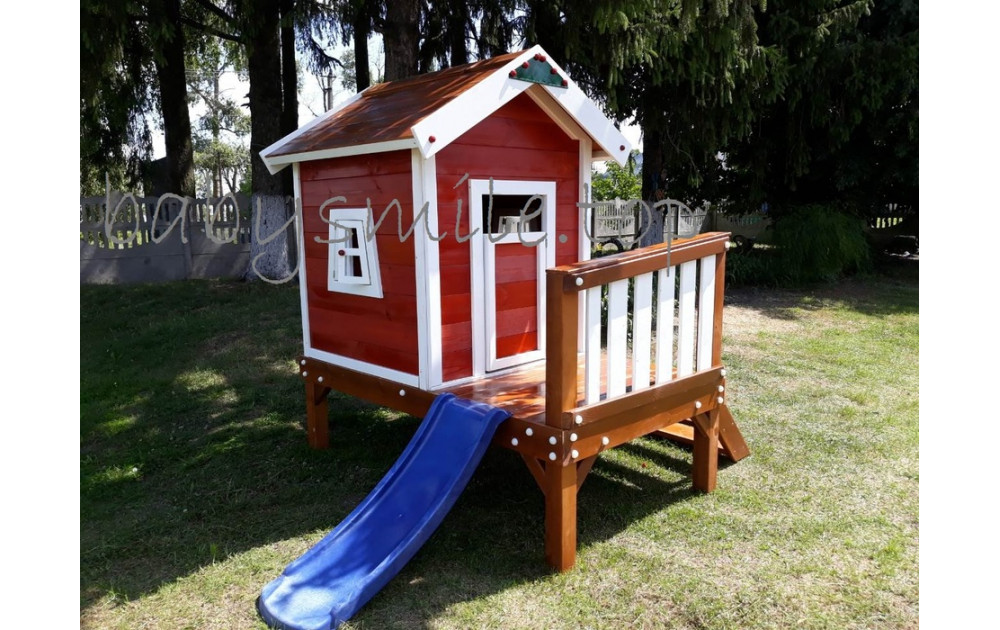Купить лучший детский домик для игр на улице