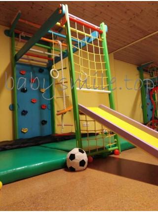 Спортивный уголок-трансформер для дома Кашалот
