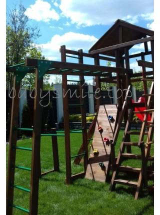 Игровая площадка из дерева Башня-7