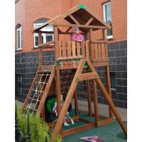 Ігровий майданчик дерев'яний Вежа-20