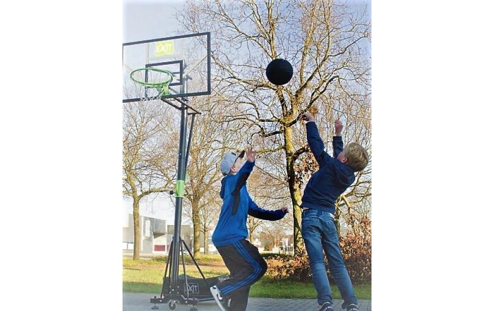 Баскетбольный щит на стойке EXIT - максимум удовольствия!