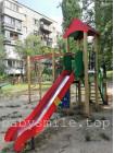 Дитячий майданчик для вулиці Радість
