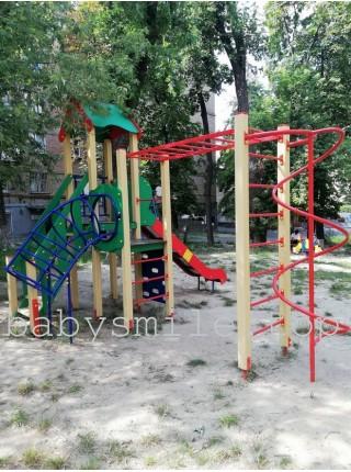 Детская площадка для улицы Радость