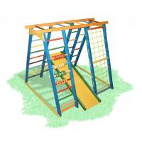 Дитячий спортивно-ігровий комплекс Чарівник (для вулиці)