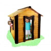 Дитячий дерев'яний будиночок Пряниковий