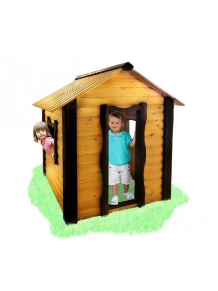 Домик детский деревянный Пряничный