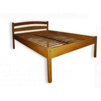Ліжко двоспальне Натюрель з буку 180х200 см