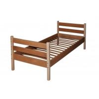 Кровать стандартная одноместная БГ-1 из бука
