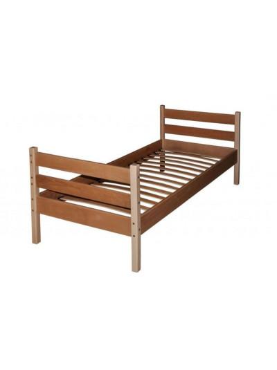 Ліжко стандартне одномісне БГ-1 з бука