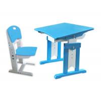 Комплект - парта и стульчик растущие из сосны Арлекин
