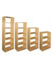 Стеллаж деревянный  40*30*110 см