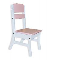 Детский стульчик деревянный Бабочка