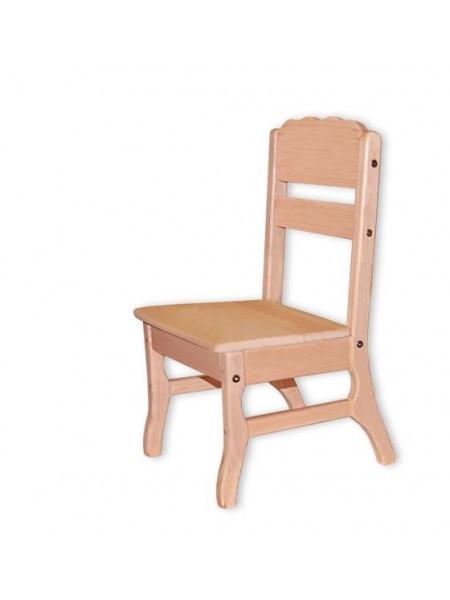 Детский стульчик деревянный Бук