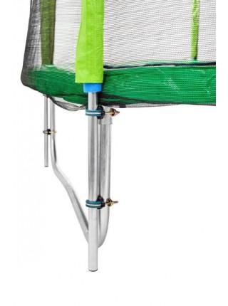 Дитячий батут Атлето 183 см зелений