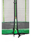 Батут  Атлето 252 см синий, зелёный