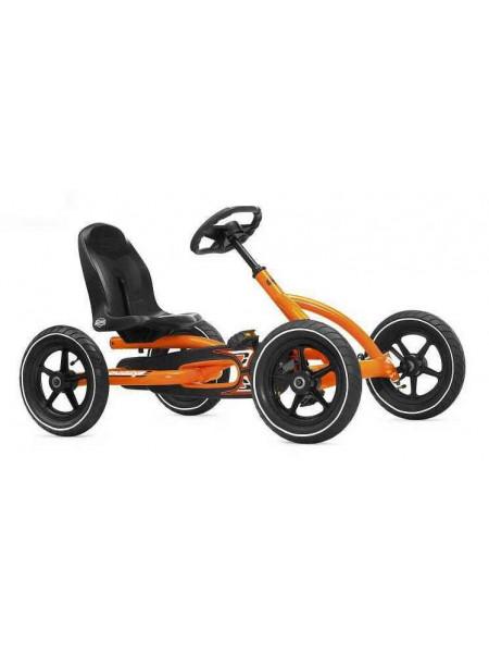 Велокарт для детей BERG Buddy Orange