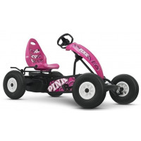 Веломобиль для девочки Compact Pink BFR