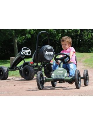 Веломобиль для детей BERG Jeep Junior