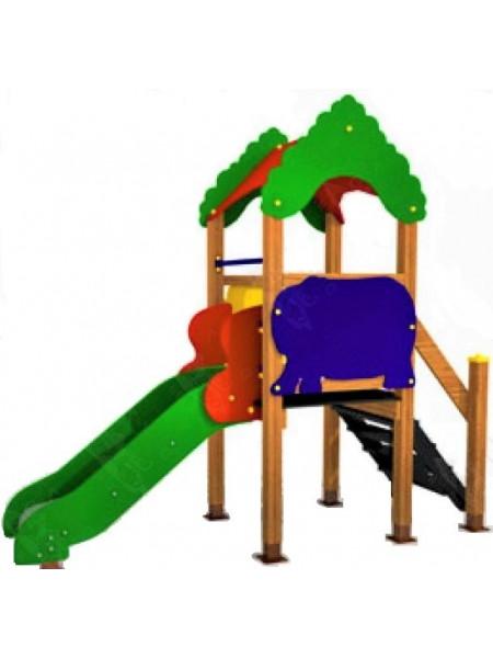 Дитяча гірка Паркова вежа