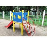 Гірка для дитячого майданчика Поляна