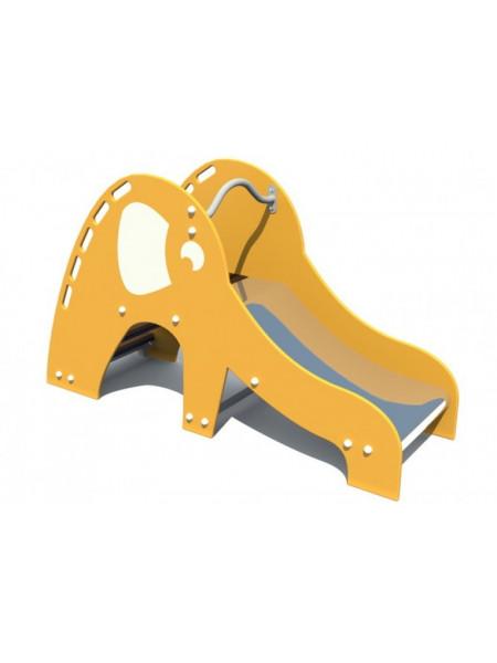 Горка для детской площадка Слонёнок