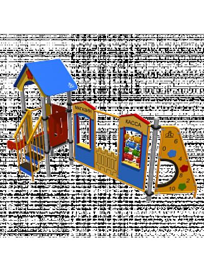 Интерактивная детская площадка Магазин