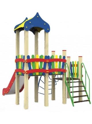 Дитячий комплекс для вулиці