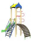 Игровая площадка для улицы Малыш