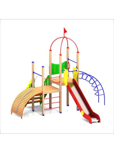 Детская площадка У-Ника