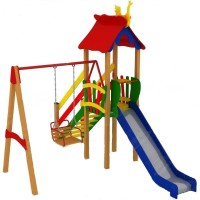 Детская площадка Зайка