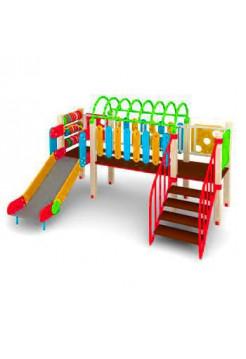 Детская площадка для улицы Ежонок