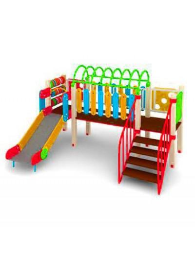 Дитячий майданчик для вулиці Їжачок
