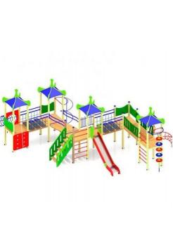 Детская площадка для улицы Лабиринт