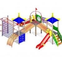 Детская площадка для улицы Команда