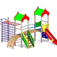 Детская площадка игровая Мишутка