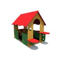 Літній будиночок для дітей Кафетерій
