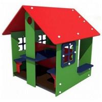 Деревянный домик для детей Лесной