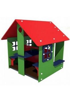 Дерев'яний будиночок для дітей Лісовий