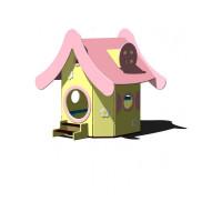 Будиночок ігровий Мальвина