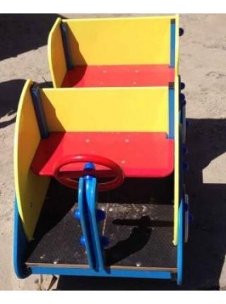 Машинка на детскую площадку Малыш