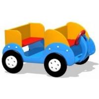 Машинка на дитячий майданчик Малюк