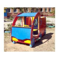 Машинка на дитячий майданчик Вантажівка